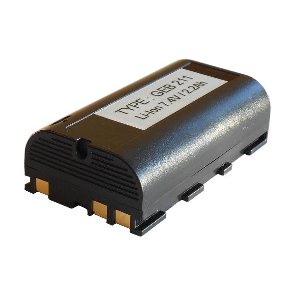Batería de antena GNSS Leica GS15