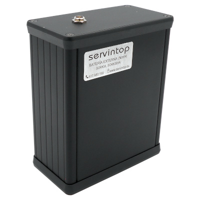 Batería externa Servintop para Sokkia y Sokkisha