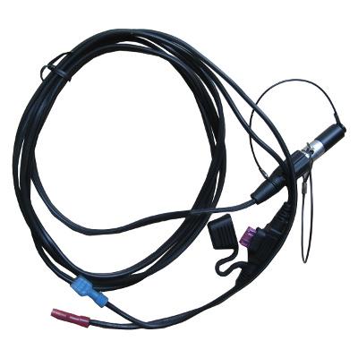 Cable GPS Trimble a batería 12V