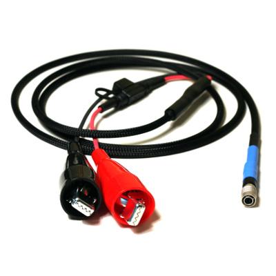 Cable alimentación Trimble S6